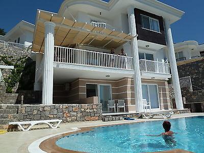 Large Villa Sarigerme, Dalaman, Turkey, Own Pool, 5 Double Bedrooms 3 Bathrooms