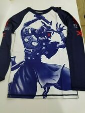 Tatami Bolo Bear MMA BJJ Jiu Jitsu LongSleeve Long Sleeve LS Rashguard Rash