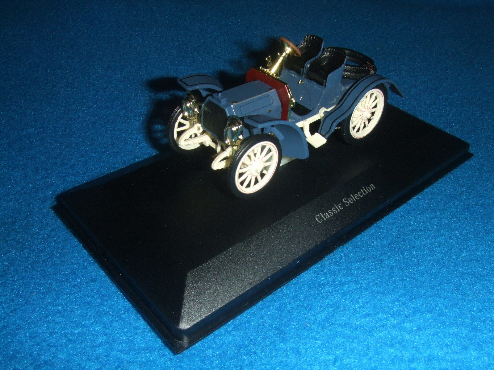 Mercedes Simplex 40 PS 1902 bluee 1 43 NEW OVP