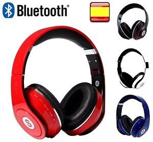 Bluetooth-cascos-auriculares-inalambricos-MICRO-SD-radio-FM-moviles-pc-tablet