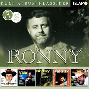 RONNY-KULT-ALBUM-KLASSIKER-5-CD-NEU