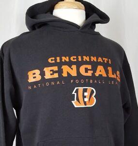 Wholesale Cincinnati Bengals Mens M Pullover Hoodie Sweatshirt NFL Team  for cheap