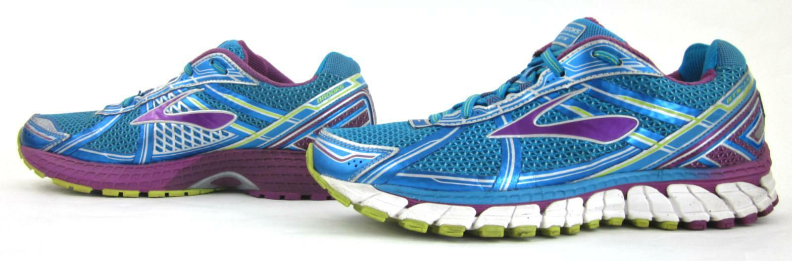 Brooks Adrenaline Hawaiian GTS-15 Running Schuhes Hawaiian Adrenaline Ocean / Hollyhock / Lime US 9.5B f302b5