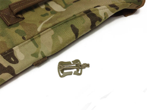 Multicam Tactical backpack strap managers keepers or web dominator strap