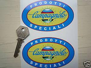 Campagnolo Prodotti Speciali Classic Italian Car Stickers