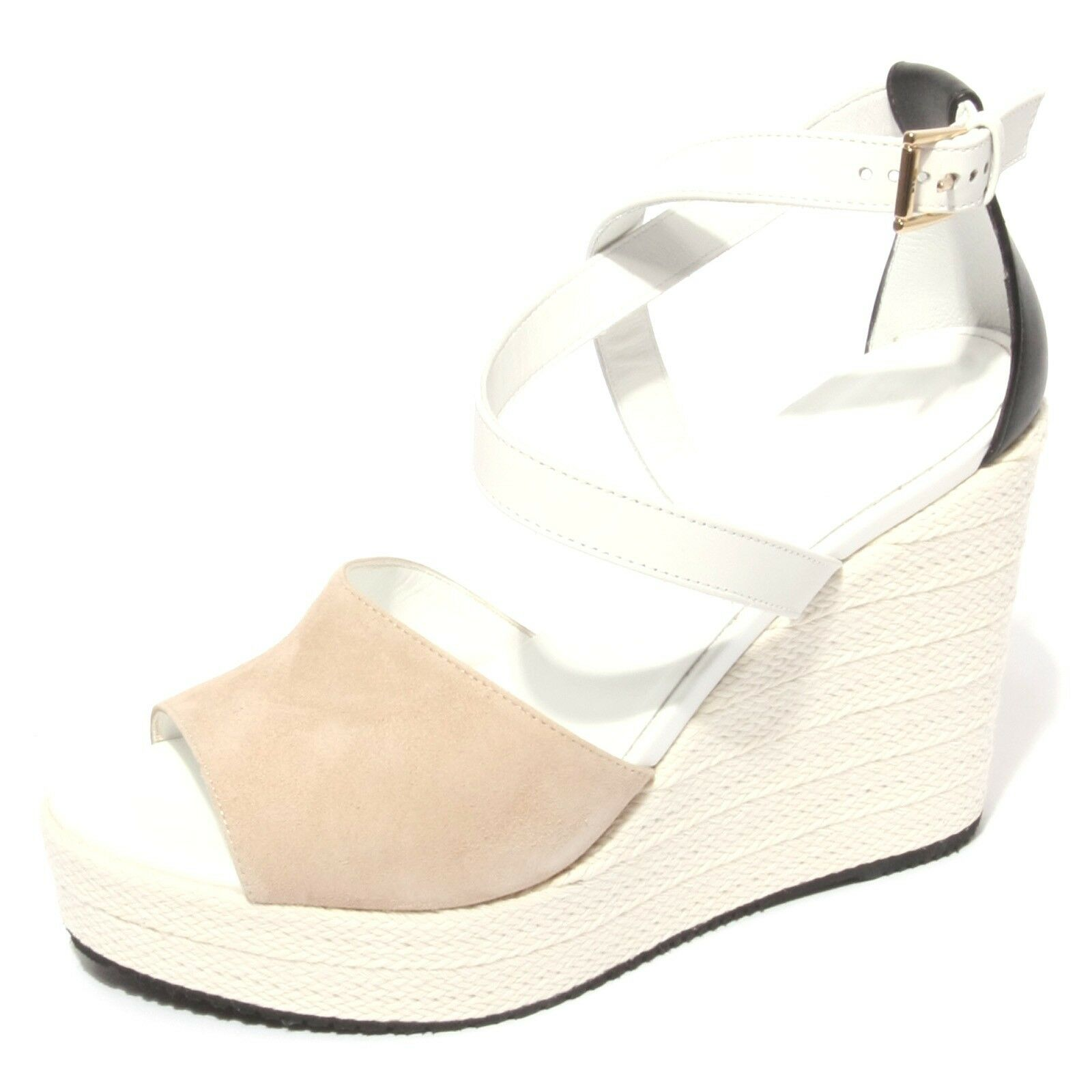 B0604 B0604 B0604 sandalo mujer Hogan Scarpa Zeppa Corda zapatos mujer  estar en gran demanda