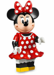 LEGO-DISNEY-MINNIE-MOUSE-MINIFIG-71040-NEW-figure-minifigure-only
