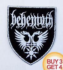 BEHEMOTH S WT PATCH,BUY3GET4,BELPHEGOR,VADER,MORBID ANGEL,NILE,BLACK DEATH METAL