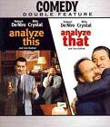 Analyze This/analyze That 0883929105946 With Robert De Niro Blu-ray Region a