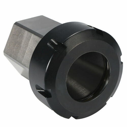ER-25//32//40 Hex Square Collet Block Chuck Holder For CNC Lathe Grinders Tool UK#
