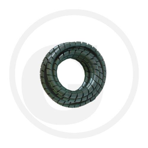 Spiral manguera protección /_ berstschutz /_ hg-12 9,5-12,5mm /_ negro