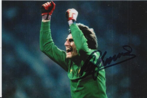 LIVERPOOL HAND SIGNED RAY CLEMENCE 6X4 PHOTO 7.