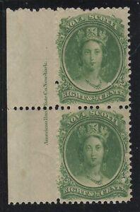 MOTON114-11-pair-Nova-Scotia-Canada-mint-never-hinged-imprint
