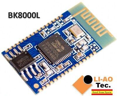 Bluetooth Stereo Audio Module Transmission BK8000L Bluetooth Speaker Amplifier