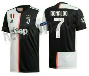 adidas cristiano ronaldo juventus uefa campeones liga hogar camiseta 2019 20 ebay ebay
