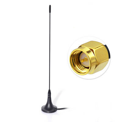 Mag Magnetic Mount 4m Cable DAB Aerial Antenna for Car Radios with SMA fitting