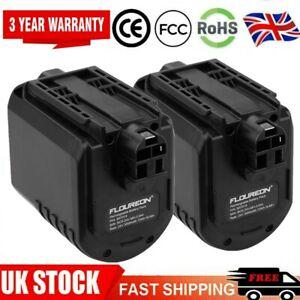 3000mAh 24V NiMH Battery For Bosch GBH 24VRE BAT020 BAT019 BAT021 2 607 216 UK