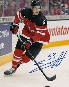 watch 7b6c8 646b6 Details about *LAS VEGAS KNIGHTS* SHEA THEODORE *TEAM CANADA* Signed 8X10  Photo W/Coa