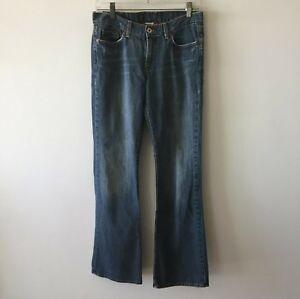 Lucky-Brand-Sweet-N-039-Low-Jeans-Flare-Leg-Women-039-s-Size-4-27