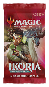 Magic-The-Gathering-MTG-Ikoria-Lair-of-Behemoths-Booster-PACK-Preorder-1-PACK