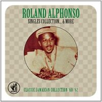 Roland Alphonso - Singles Collection & More 1960-62 [new Cd] Uk - Import