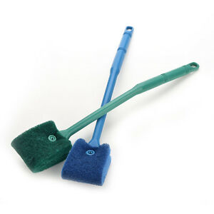 2-Colours-brush-Algae-Cleaner-Algae-scraper-aquarium-fish-tank-Cleaning-New