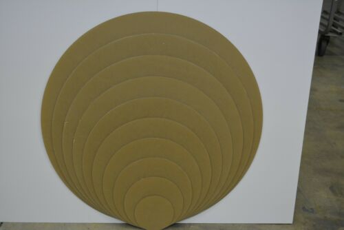 """Plastic Circle Disc Round Acrylic Sheet Clear 1//8/""""  CHOOSE A SIZE"""