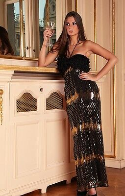 New Ladies Womens Cocktail Party Formal Evening Sexy Wedding Prom Maxi Dress