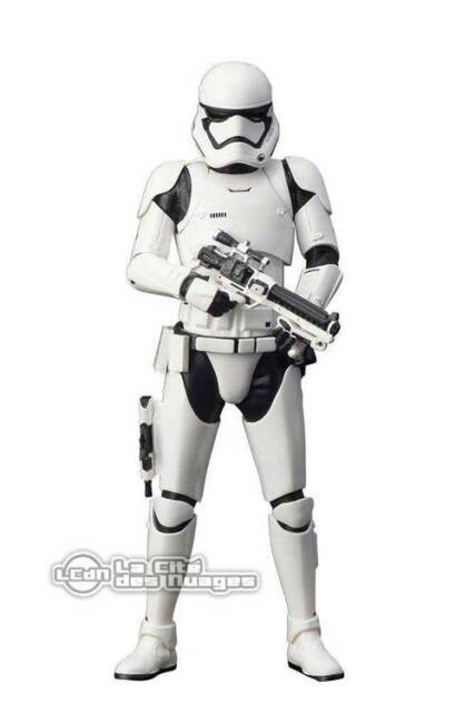Star Wars Episode VII ARTFX+ Statue 1/10 First Order Stormtrooper KOTOBUKIYA