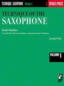 """technique De La Saxophone"" Volume 1-scale Studies Music Book-neuf En Promotion Sax!!!-afficher Le Titre D'origine Attrayant Et Durable"