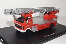 Mercedes LP813 mit Metz DL22 Feuerwehr Villingen...  1:43 Schuco neu & OVP 3530