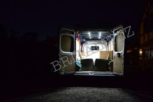 Iveco Daily Interior Back Load LED Light Bulb Kit Super Bright 32 LED