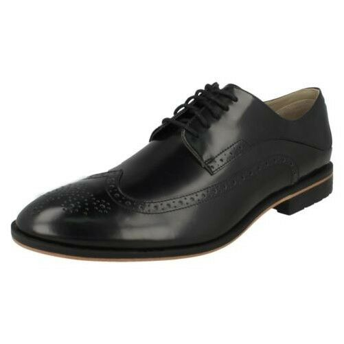Mens Clarks Smart Brogues 'Gatley Limit'