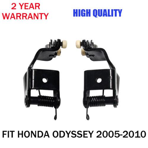 Pair Center Mount Sliding Door Rollers Fits 05-10 Honda Odyssey Left /& Right