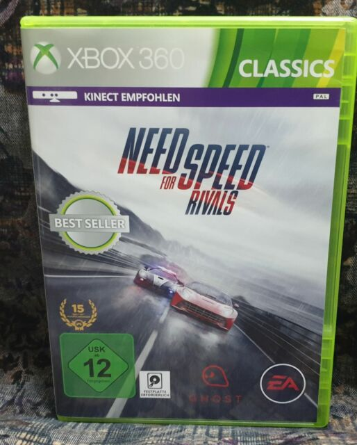 XBOX 360 Spiel Need For Speed Rivals ohne Anleitung guter