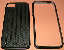 Case Mate Caliber Genuine G10 Ballistic Composite case iPhone 5/5s/SE, Black NEW