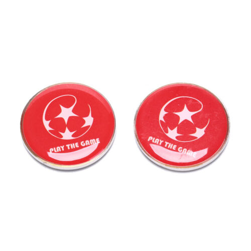 Sports soccer football champion pick edge finder coin toss referee side coin BB