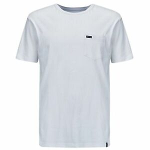 Animal-Young-Mens-Basic-Pocket-Tee-RRP-19-95-Colour-White
