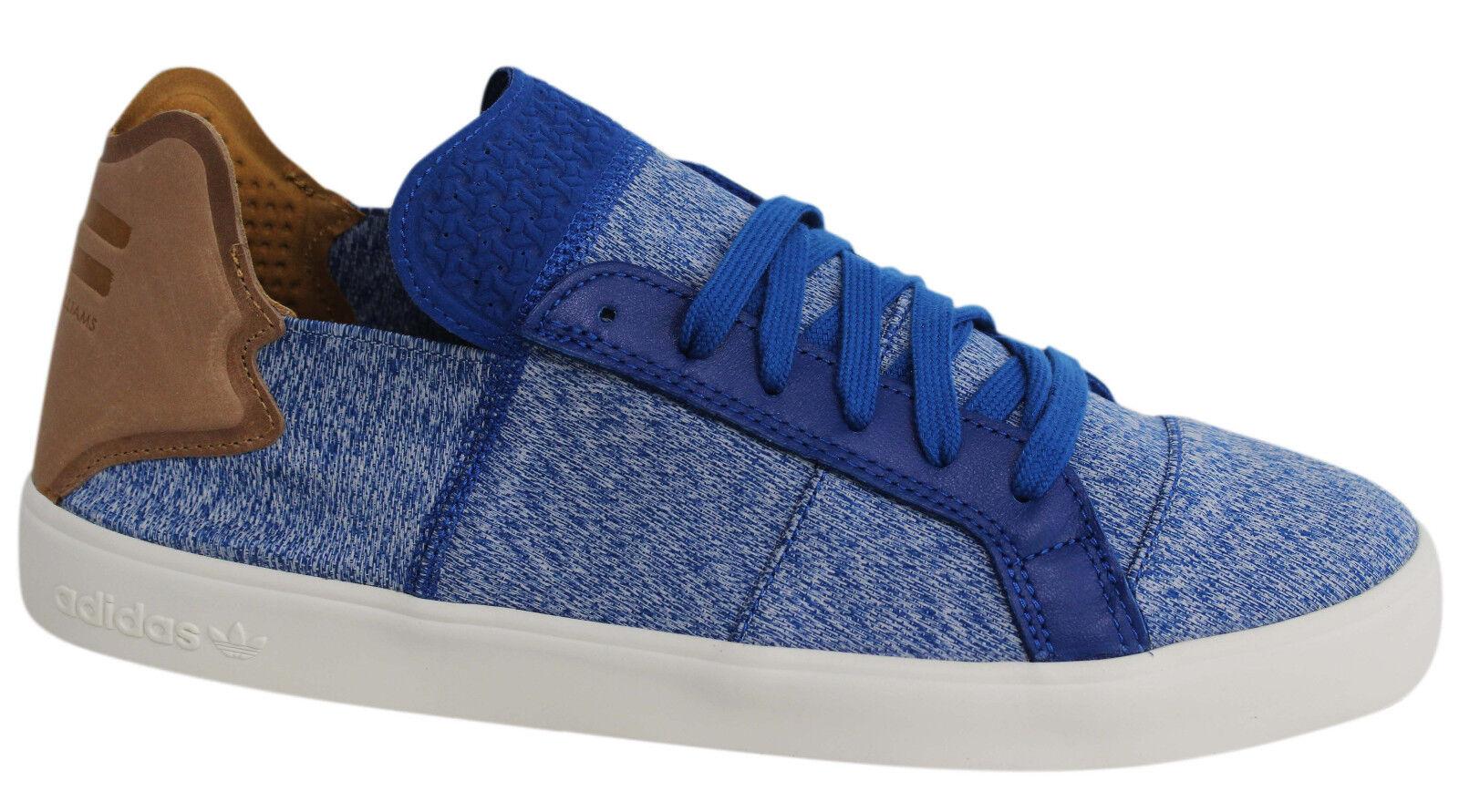 Adidas Originals Lace Up Pharrell Williams bluee Mens Trainers AQ5779 U13
