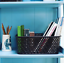 Handy-Storage-Basket-Plastic-Crate-School-Office-Kitchen-Pharmacy-Tidy-Organiser thumbnail 7