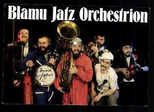 Blamu Jatz Orchestrion Autogrammkarte Original Signiert ## BC 43766