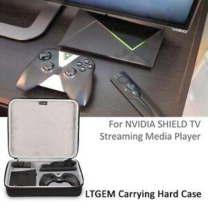 LTGEM EVA Case For NVIDIA SHIELD TV Streaming Media Player,Remote,<wbr/>Controller Bag