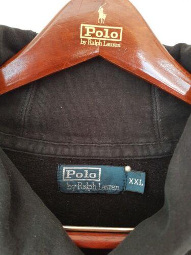 Shawl Ralph Mens Rrp £110 sweater 2xl Lauren Jumper Collar Buttoned Size SZStqwA