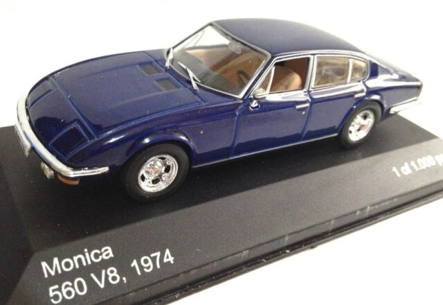 Monica 560 V8 1974 WHITEBOX coche 1/43 DIECAST