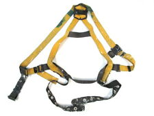 Miller Fall Protection Medium Yellow Safety Harness