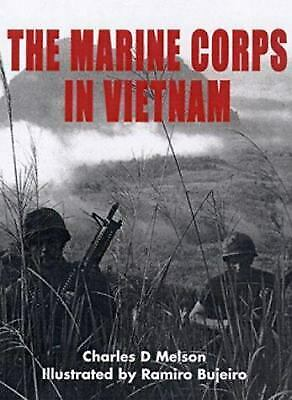 Marine Corps in Vietnam by Melson, Charles D.
