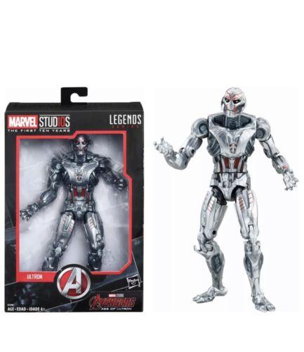 Marvel Legends Ultron figurine MCU 10th anniversaire