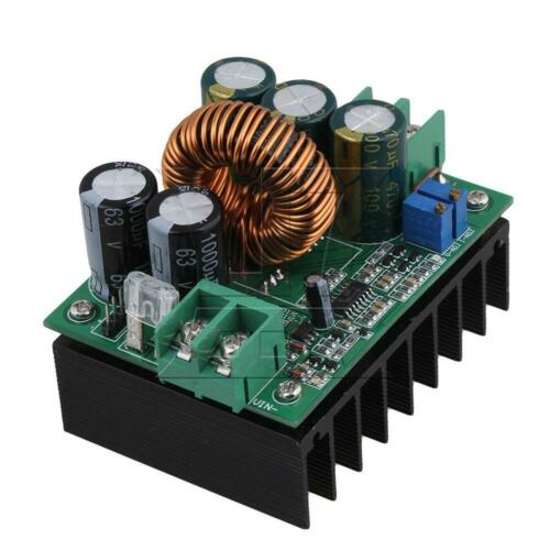 DC12-60V to 12-80V 1200W Step-Up Power Constant Current Converter Module