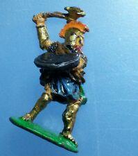Human Waha adventurer  fig#1 metal Citadel gw pre-slotta runequest RQ RPG