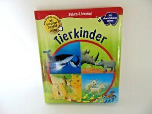 Dettagli Su Animali Libro Per Bambini Sehen Imparare Lavabile Piccoli Album Foto